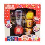 Mini játék turmixgép gyerekeknek poharakkal