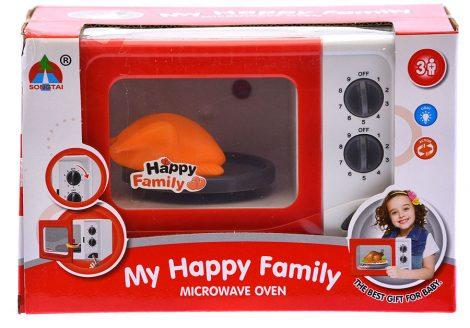 My Happy Family Játék mikrosütő