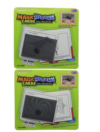 Magic Dynamic Cards Varázslatos képmozgató