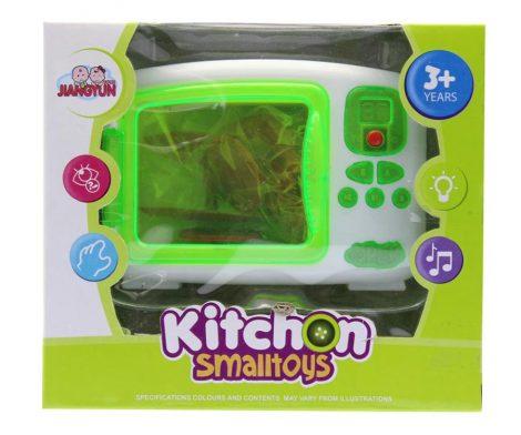 Játék mikrosütő