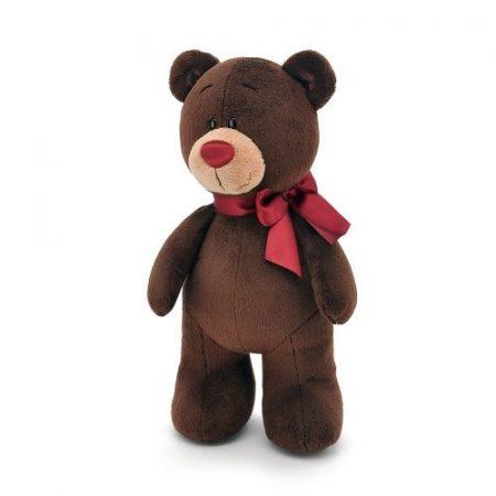 Plüss medve Choco álló Orange Toys 25 cm