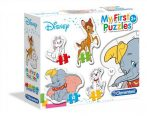 Disney - My First Puzzle 3-6-9-12 - Clementoni