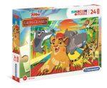 Az oroszlánkirály 3. - Puzzle 24 db MAXI - Clementoni