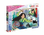 Mulan - 104 db-os puzzle Clementoni
