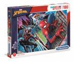 Spider Man - 180 db-os Pókemberes puzzle - Clementoni