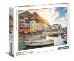 High Quality Collection - Capri 1500 db-os puzzle - Clementoni