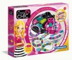 Crazy Chic Multicolour Style karkötő készítő szett - Clementoni