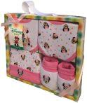 Minnie egér baba ajándékszett kislányoknak