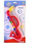 Játék Szaxofon színes hangszer gyerekeknek