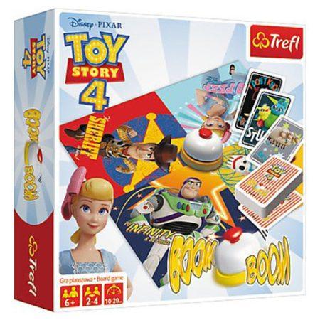 Toy Story 4 Boom Boom társasjáték Trefl