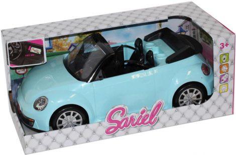 Játék autó Barbi babához
