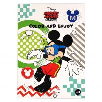 Disney Mickey Egér színező - Kiddo