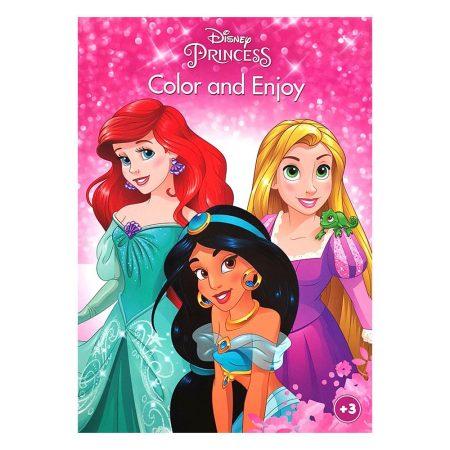 Disney Hercegnők színező Kiddo