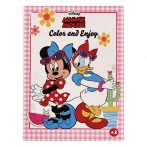 Disney Minnie Egér színezõ Kiddo