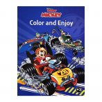 Disney Mickey and the Roadster Racers színező - Kiddo