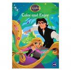 Disney Aranyhaj színezõ - Kiddo