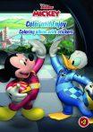 Mickey and the Roadster Racers matricás színező Kiddo