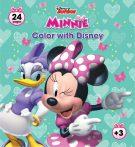 Minnie egér színező füzet kiddo