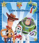 Toy Story 4 színező füzet Kiddo