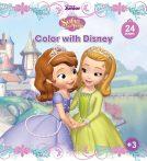Sofia hercegnő színező füzet Kiddo