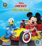 Mickey Roadster Racers színező Kiddo