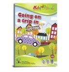 Varázs színező Pontról pontra Utazás Kiddo Books