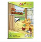Varázs színezõ Állatokkal Kiddo Books