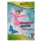 Varázs színezõ - Magical World Kiddo