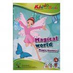 Varázs színező - Magical World Kiddo