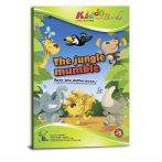 Keresd meg a különbségeket Foglalkoztató Füzet Kiddo Books