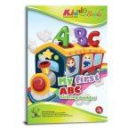 Az elsõ ABC-m, fejlesztõ színezõ kisiskolásoknak Kiddo Books