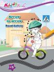 Lépésről lépésre Biztonságos közlekedés Kiddo Books ÚJ