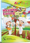 Egészséges ételek fejlesztõ ovisoknak Kiddo Books