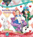 Varázslatos mesék pontról-pontra foglalkoztató füzet Kiddo Books