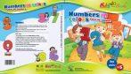 Játék a számokkal színező füzet Kiddo