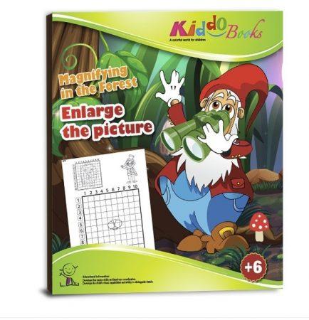 Nagyítsd fel a képet foglalkoztató Kiddo Books