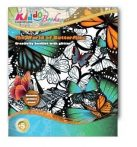 Pillangók világa foglalkoztató Kiddo Books