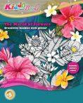 Csodálatos virágok foglalkoztató Kiddo Books