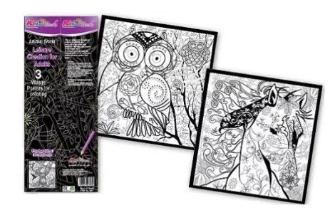 Állatvilág Vitrage poszterek 32x33cm Kiddo Books