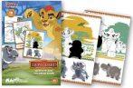 Oroszlán Őrség foglalkoztató Kiddo Books