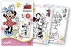 Minnie Egér színező Kiddo Books