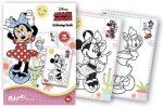Minnie Egér színezõ Kiddo Books
