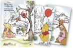 Micimackó színezõ Kiddo Books