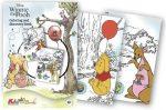 Micimackó színező Kiddo Books