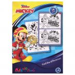 Mickey és a Roadster verseny keresd a különbséget Kiddo Books
