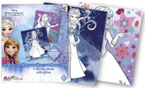 Jégvarázs csillámos foglalkoztató Kiddo Books