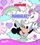 Minnie egér és az unikornisok mandala Kiddo