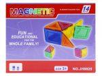 Mágneses építő játék