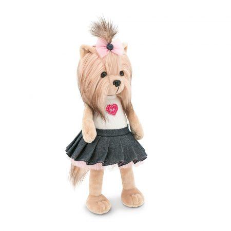 Lucky Doggy Yoyo plüss kutya divatmániás ruhában Orange Toys