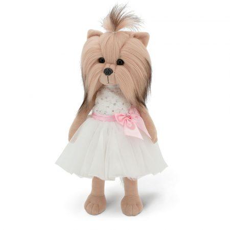 Lucky Doggy Dolly plüss kutya elegáns ruhában Orange Toys